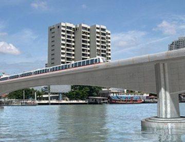 ทางเดินรถไฟฟ้า MRT