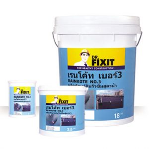Dr. Fixit Rainkote No.3