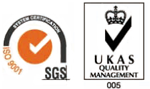 ISO 9001 UKAS QUALITY