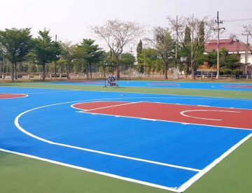Basketball-Court-Mahasarakham-University