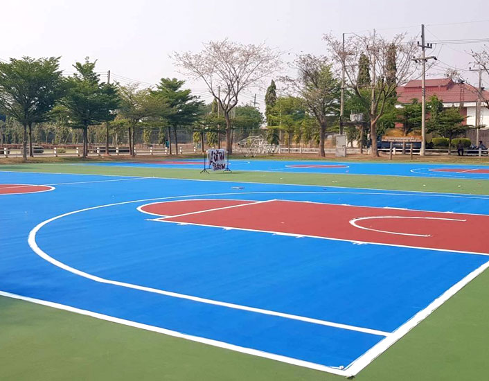 Basketball-Court-Mahasarakham-University